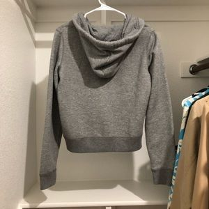 Hollister Tops - Hollister hoodie jacket for women